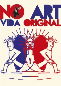 No Art, Vida original III (Print)